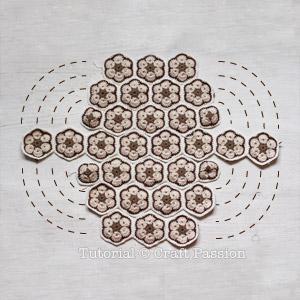 crochet african flower pattern