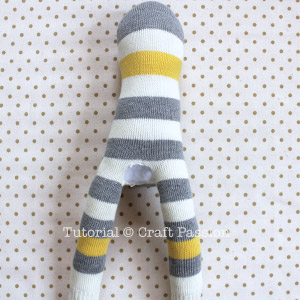 stuff sock monkey