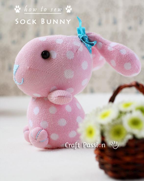 Sock Bunny, Baby