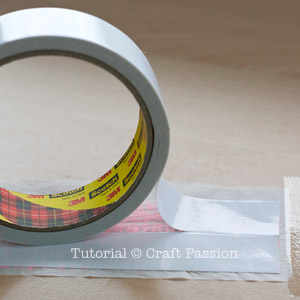 glue double-sided tape