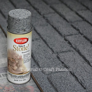 krylon make it stone