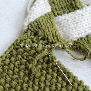 sewing gusset