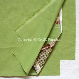 knit entrelac bag lining 13