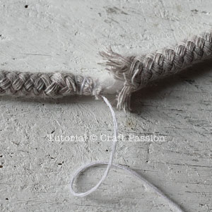 crochet doily rug 5