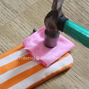 zipper card pouch