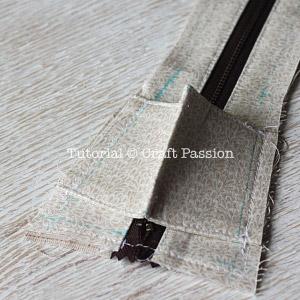 sew zipper pencil case 13