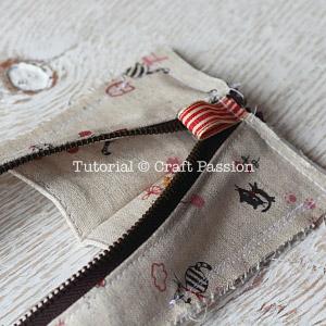 sew zipper pencil case 14