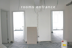 rooms hall way