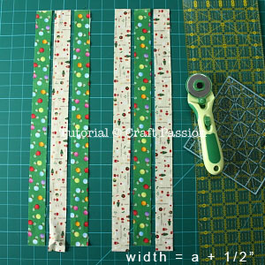 quilt 9 patch block 1