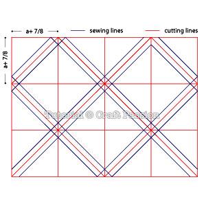 multiple quilt block