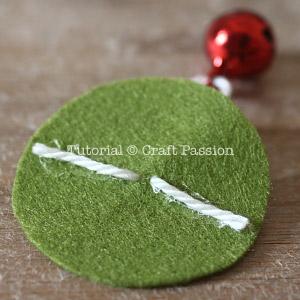 make christmas tree ornament 5