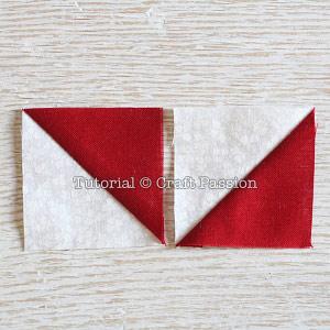 piecing pinwheel