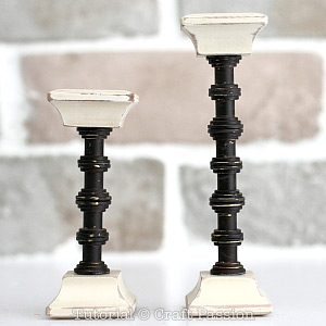 candlestick tower stand