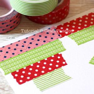 washi tape heart 1