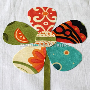 flower applique pattern