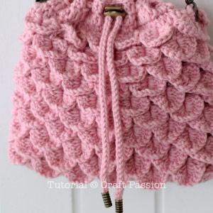 crochet cord pattern
