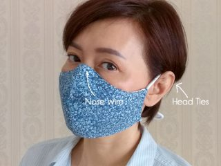 face mask cover