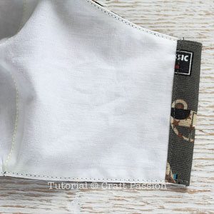 sew face mask 10