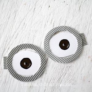 assemble eyes
