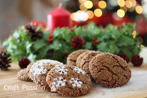 giant ginger snap cookies recipe ls