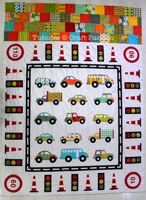 blanket-car-assembly