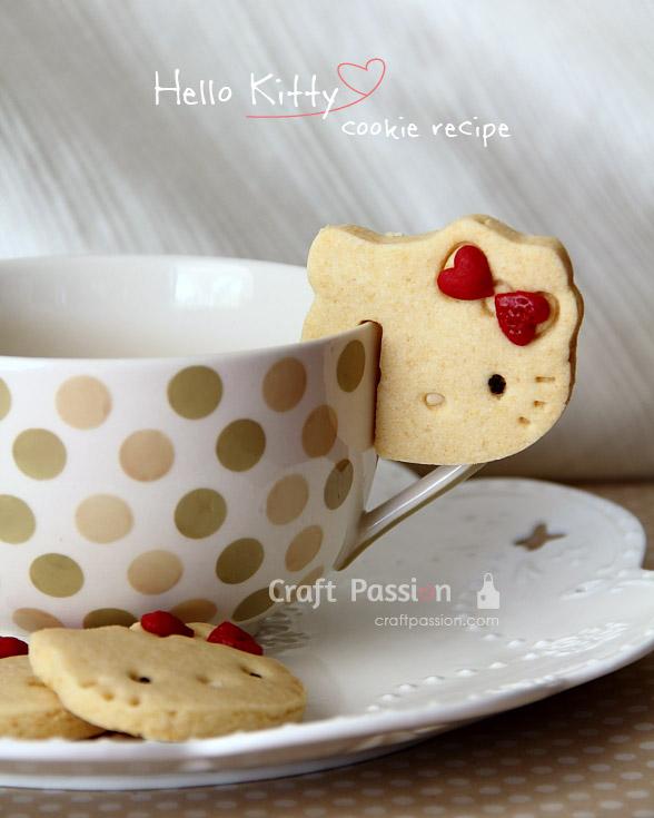 hellokitty valentine cookies