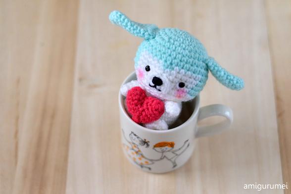 11 Amigurumi Dog Crochet Patterns – Cute Puppies - A More Crafty Life | 392x588