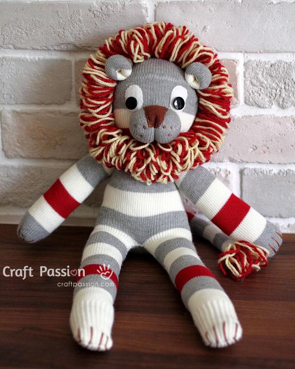 Sock Lion, Shimba