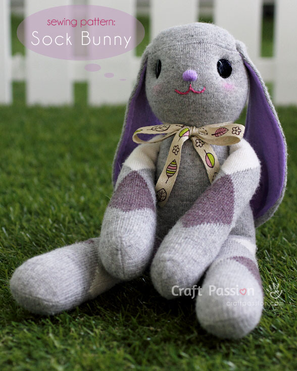 Pattern: Spring Bunnies - All About Ami | 735x588