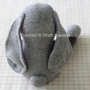 sew sock bunny 8
