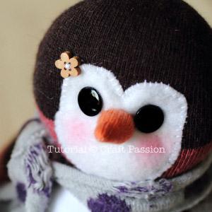 female penguin