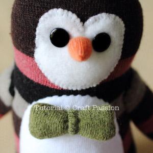 male penguin