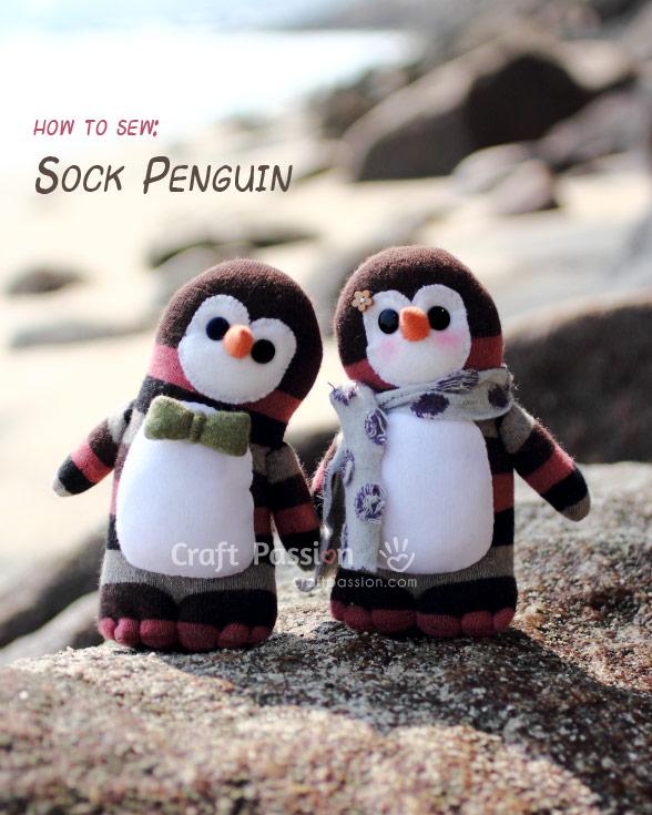 Sock Penguin, Pixie