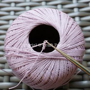 lace thread 40