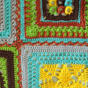 chain join granny squares