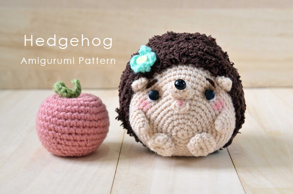 Little Amigurumi Patterns Free : Hedgehog amigurumi free pattern craft passion u page of