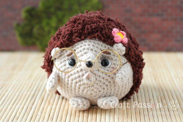 hedgehog spectacles