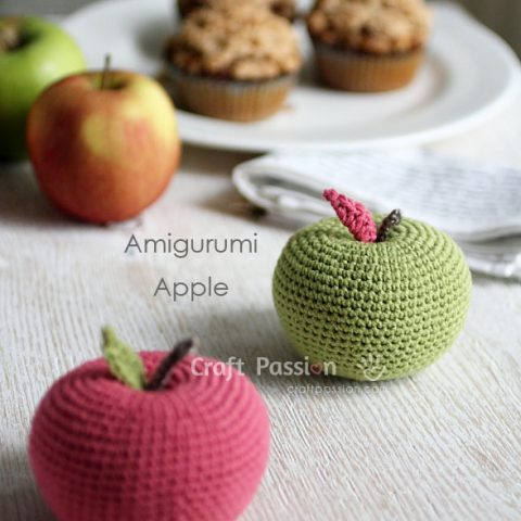 Big Apple Amigurumi
