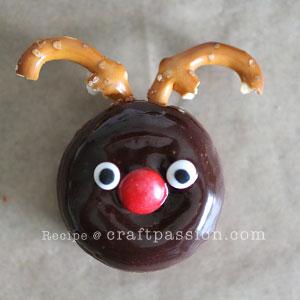 reindeer-donut