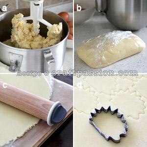 sugar cookies recipe 1
