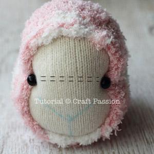 11 sock sheep eyes