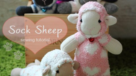 Colorful Sheep Free Crochet Patterns | 270x480