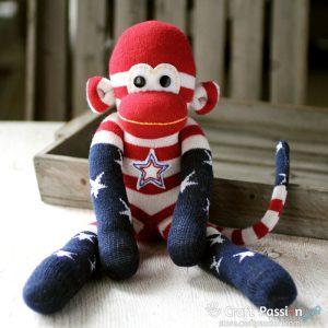 Amery Sock Monkey