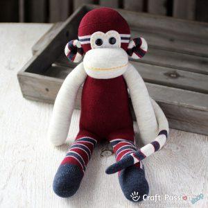 Mikey Sock Monkey