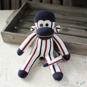 Bradock Sock Monkey