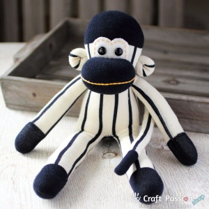 Criston Sock Monkey