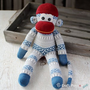 Swinger Sock Monkey
