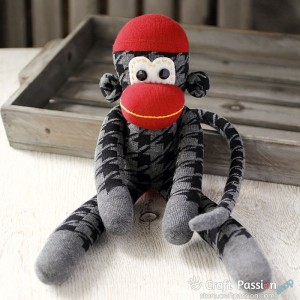 Atira Sock Monkey