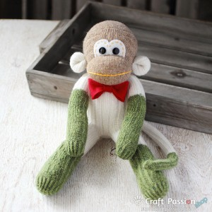 Elston Sock Monkey