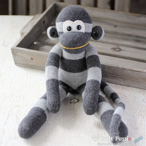 Rex Sock Monkey